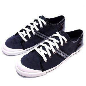 Coach Folly Black Sneakers